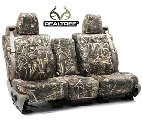 coverking realtree camo neosupreme seat covers coverking custom seat covers neosupreme front rear row