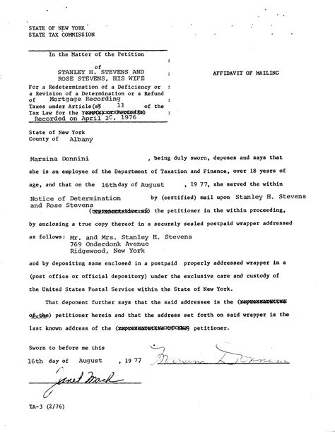 sworn statement template best photos of sle affidavit statement general