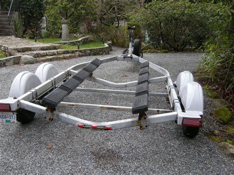 used ez loader boat trailers 2000 ez loader boat trailer saanich victoria