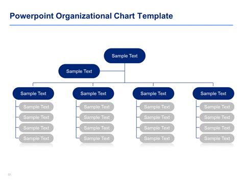 organization chart template powerpoint reuse now 10 powerpoint organizational chart