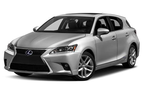 lexus ct200 lexus ct 200h gets four changes for 2016 autoblog