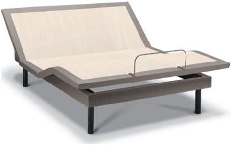 tempurpedic tempur ergo  queen adjustable bed frame
