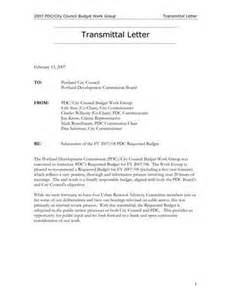 transmittal letter format best template collection