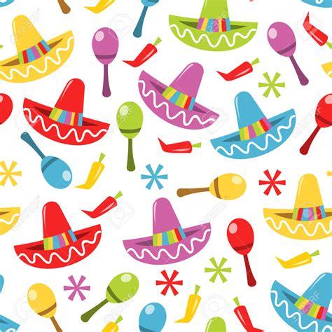 festa clipart una ilustraci 243 n vectorial de mexicana tema de fondo