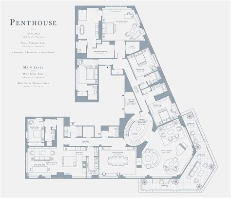 10 madison square west floor plans pin by the chaos clan on floor plan fanatic pinterest