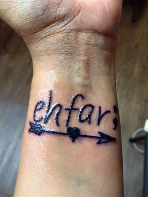 meaning ehfar everything happens for a reason semi