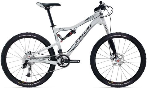 Fork Cannondale 11 Lefty Carb Pbr 120 cannondale 1 2011 review the bike list