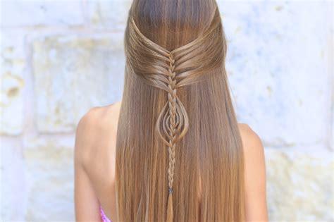 cute girl hairstyles mermaid braid mermaid braid combo cute girls hairstyles