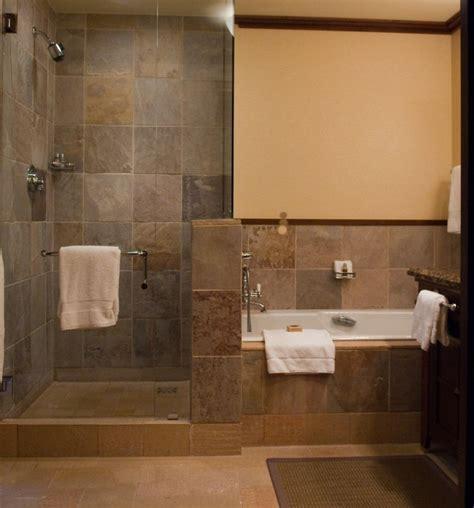 modern doorless shower ideas images