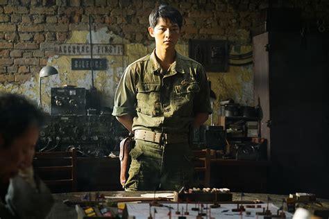film drama korea song joong ki terbaru the battleship island film terbaru song joong ki yang