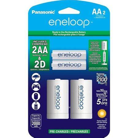 Sale Panasonic Battery Batere Baterai Eneloop Aa 2000 Mah panasonic eneloop quot aa quot 2000 mah nimh rechargeable battery