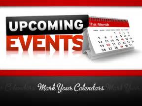 Pics photos upcoming events