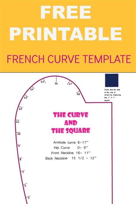 pattern french curve french curve printable template curves template and pdf