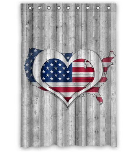 customized home decor custom home decor american flag wooden background heart