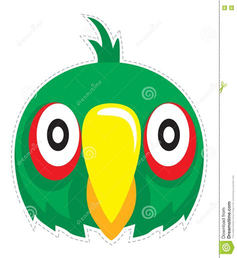 mascara clipart parrot clipart mask pencil and in color parrot clipart mask