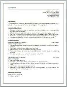 Billing Manager Description by Billing Resume Sle Resume Layout Free Sle Billing