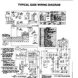 lennox furnace wiring diagram 16 g on lennox wiring