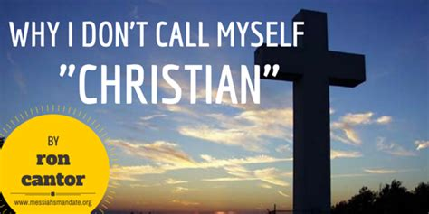 so you call yourself a christian books why i don t call myself christian