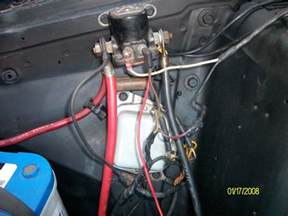Ford Starter Solenoid Wiring 1969 Ford Thunderbird Wiring Diagram 1969 Ford Free