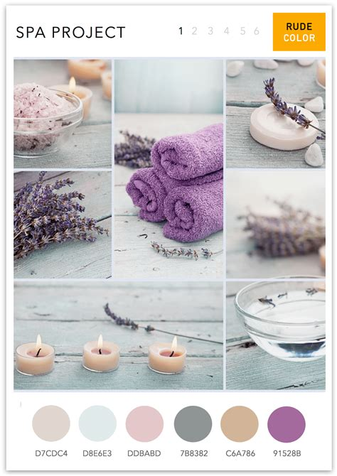 spa color 6 spa color schemes that communicate wellbeing solace