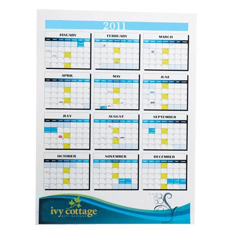 calendar companies custom branded calendars