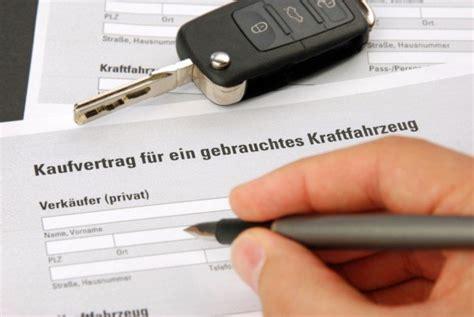 Kaufvertrag Auto Tausch by Vorlage Kfz Pkw Kaufvertrag 187 Vorlage Formulare
