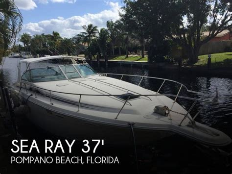 key west express boat size sea ray 370 express cruiser for sale in pompano beach fl