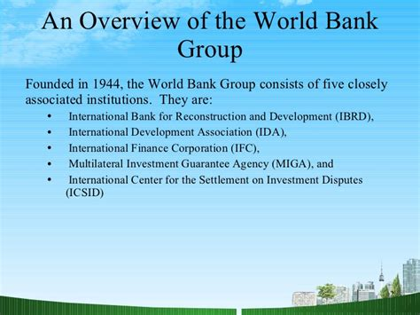 who owns the world banks the world bank and the imf ppt doms