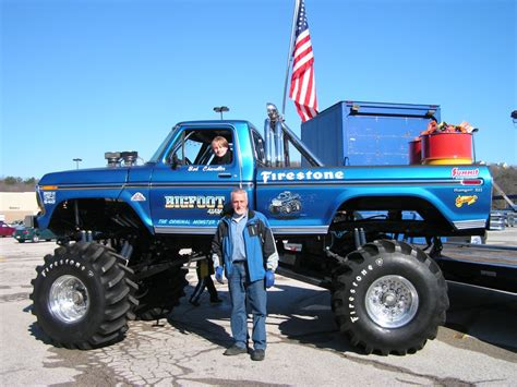 bigfoot 5 monster truck a few shocking facts about the ford f 150
