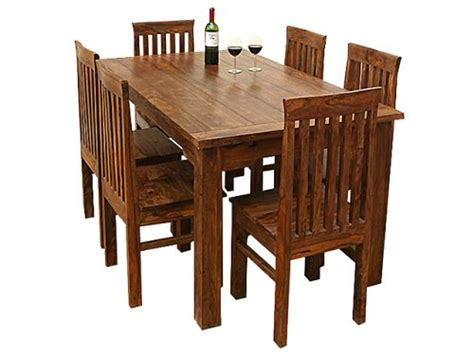 Mission Style Dining Table And Chairs Cherry Mission Style Dining Chairs Dining Chairs