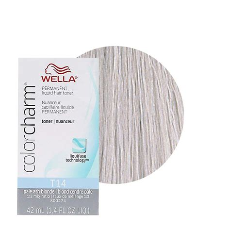 color results wella color charm toners are ideal to create