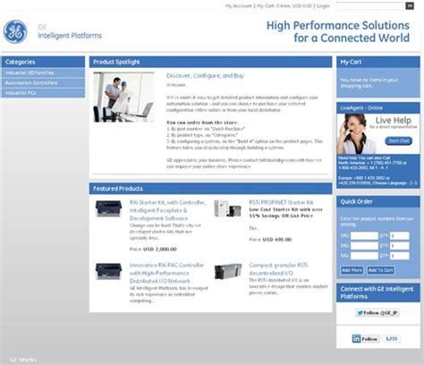 Intelligent Electronic Said ge launches intelligent platforms web store expo21xx