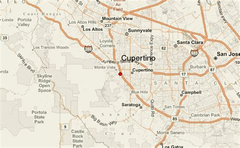 cupertino map cupertino ca united states pictures and and news