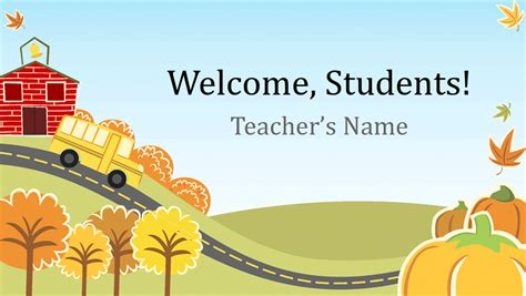 theme ppt for elementary education office com