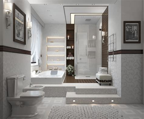 Bathroom Images Modern Modern Bathrooms With Spa Like Appeal