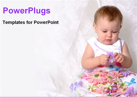 templates powerpoint baby baby template imagui