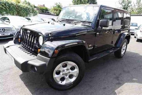 Jeep 2013 Wrangler Overland Unlimited Crd 2 8 Diesel 5