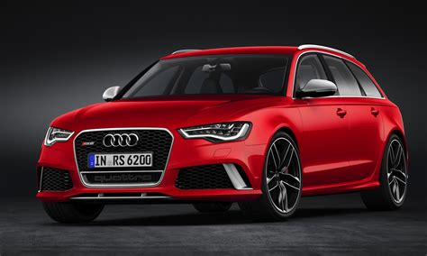 audi wagon 2013 audi rs6 avant 400kw wagon revealed photos 1 of 8