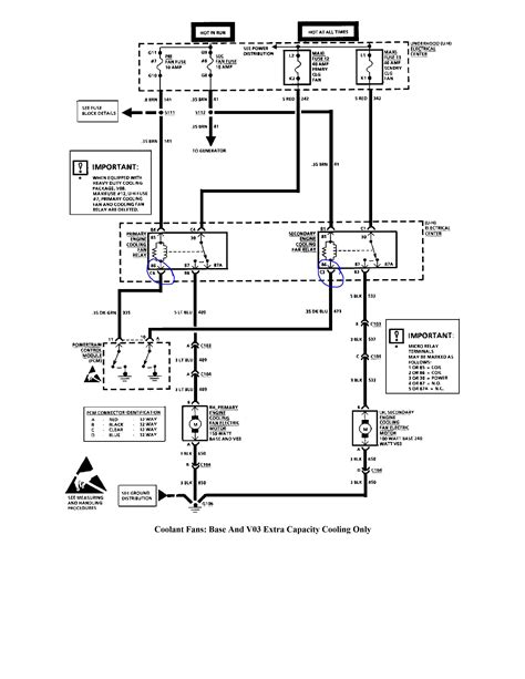 2002 chevy cavalier radiator fan not working wire relay diagram relay coil diagram elsavadorla