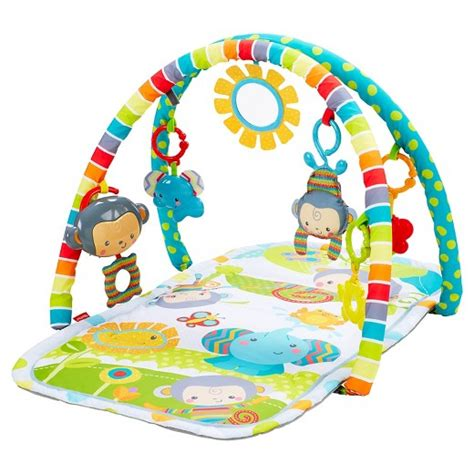 Plan Toys Play Mats by Fisher Price Snugamonkey Musical Play Target