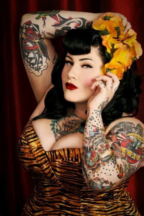 tattoo girl magazine 163 best bbw images on pinterest
