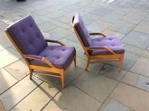 Cool Armchairs Restored And Reupholstered 1960 S Armchairs Cool