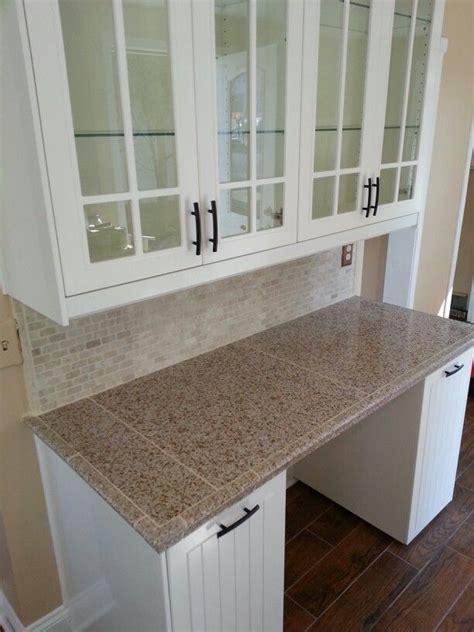Ikea Solid Surface Countertops by 13 Best Tiled Worktops Images On Backsplash Kitchen Remodeling And Tile Kitchen