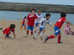 partidos de futbol sala completos finales torneo futbol 7 playa loiola indautxu f 250 tbol