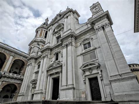 loreto casa della madonna basilica della santa casa loreto an