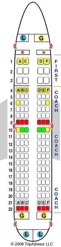 boeing 737 300 plan si鑒es boeing 737 300 seating chart car interior design