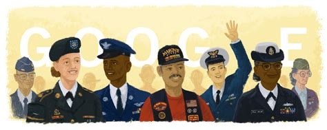 google images veterans day what are the odds of a right wing freakout over google s