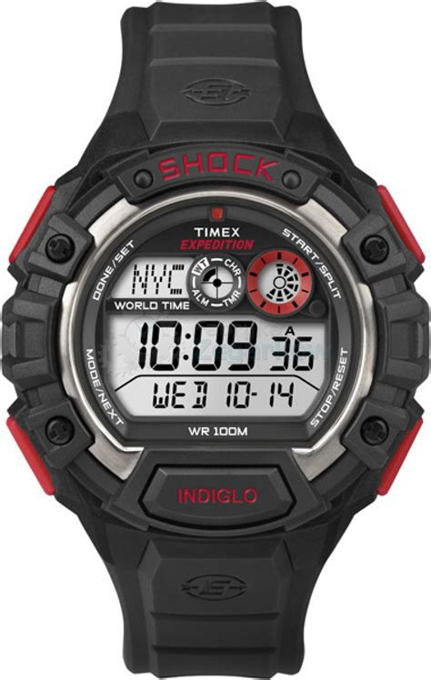 Shock Expedition Zegarek Timex Expedition Vibe Shock T49973