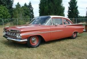 unrestored dragger 1959 chevrolet biscayne two door sedan