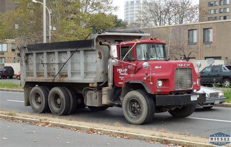 Trucker Working Class 1 mack dm dump truck www dailydieseldose for more daily diesel dose flickr
